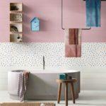 цвет стен ванной комнаты