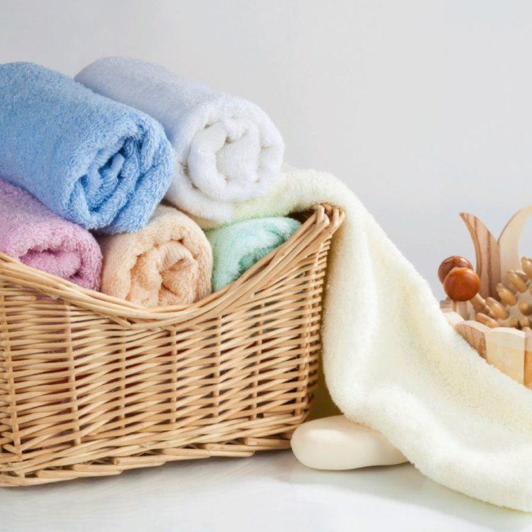 корзина для полотенец