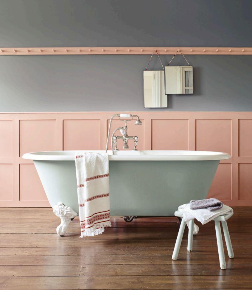 улучшить вашу ванную комнату