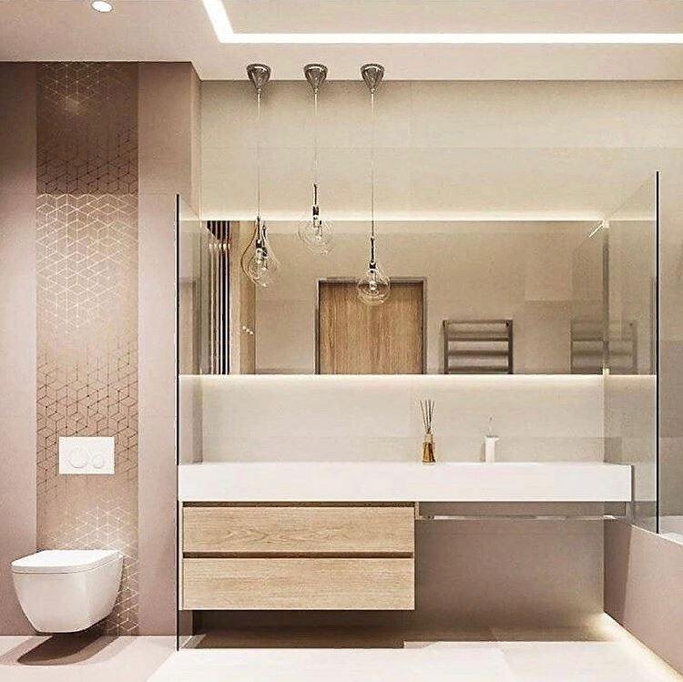 Ванная комната в стиле минимализм: сочетание простоты и красоты