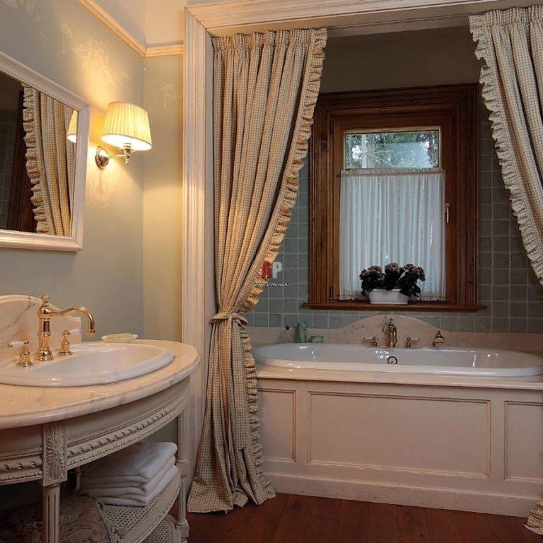французская маленькая ванная5