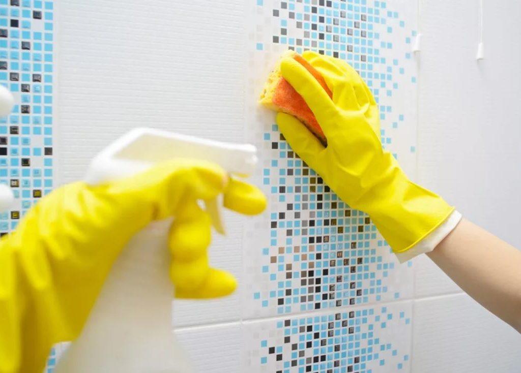 Фарфоровая плитка для ванной комнаты