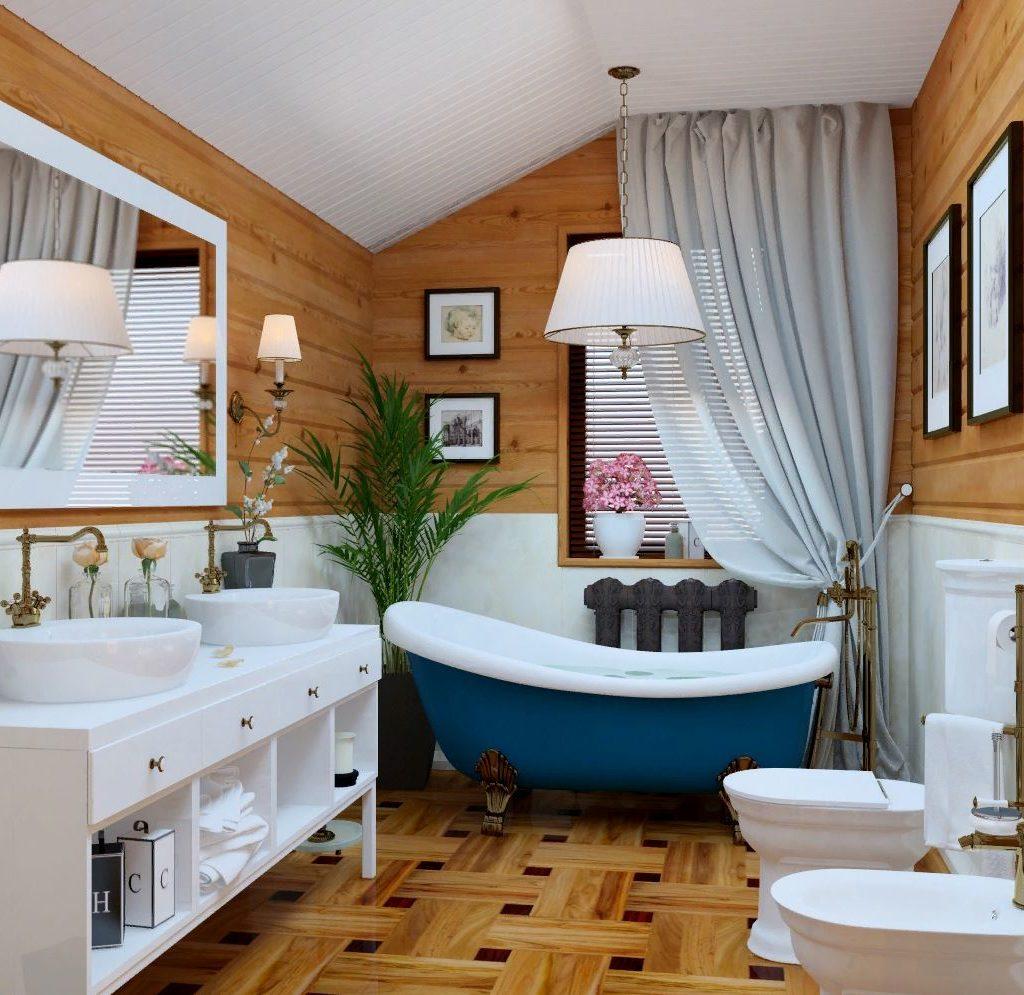 Лучшие идеи для ванной комнаты