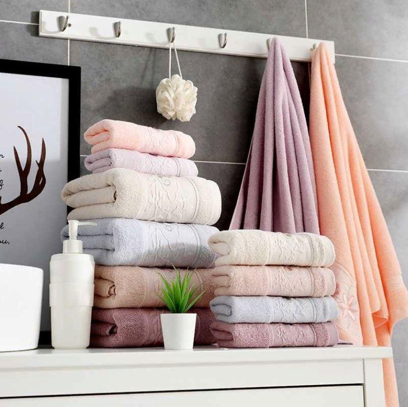 Как стирать полотенца чтобы они были мягкие и пушистые