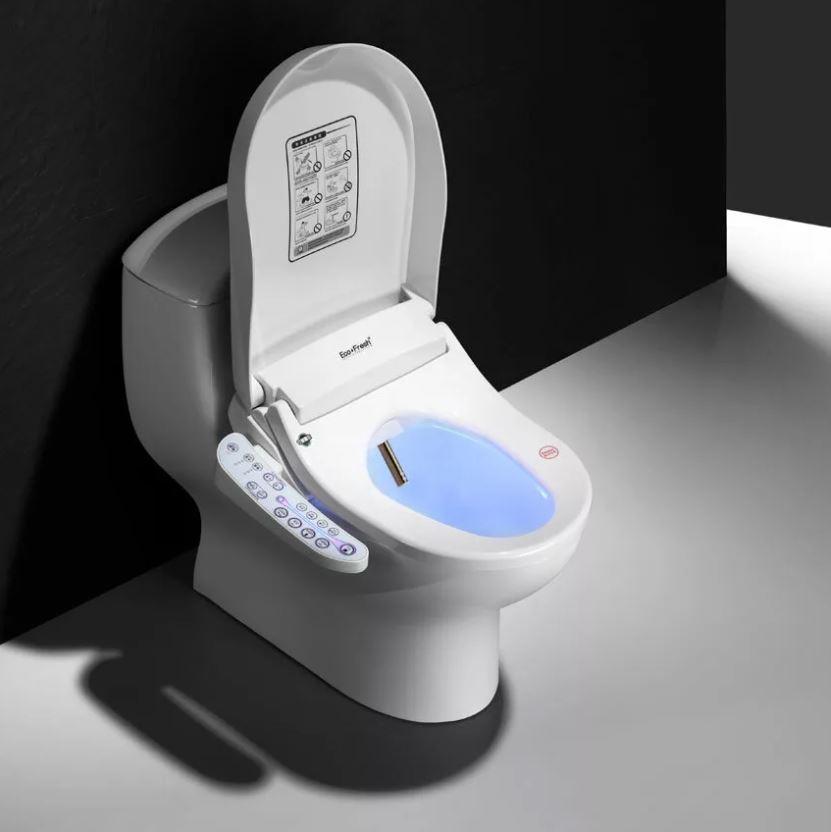 Умный дом в ванной комнате