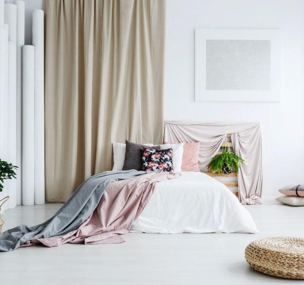 Дизайн спальни в интерьере: лучшие фото