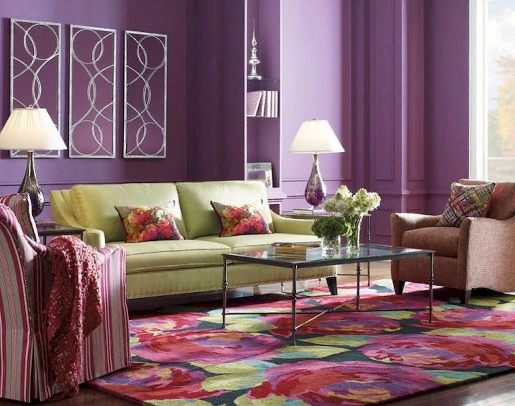 Цвет в интерьере: лучшие цвета и их сочетания