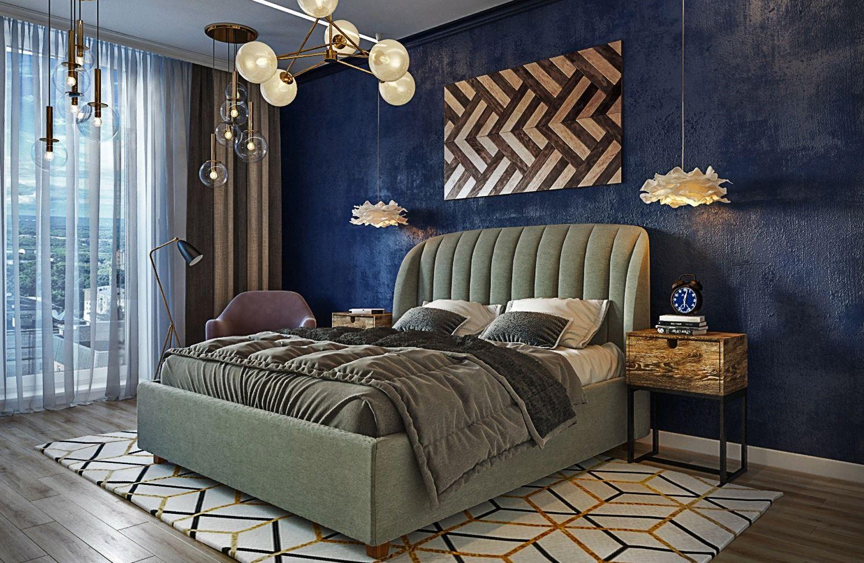 Спальня для взрослых: отельный дизайн