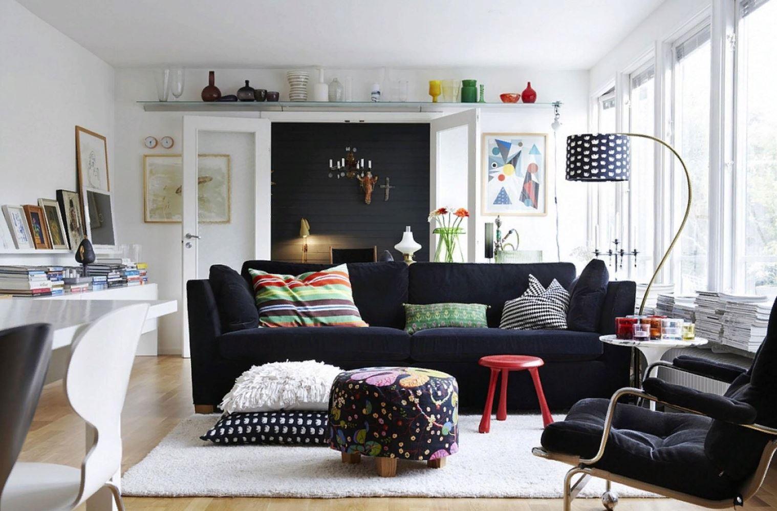 Проектирование небольшого пространства комнаты