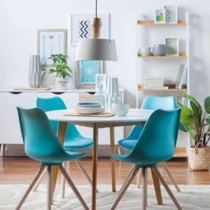 Мебель в скандинавском стиле: виды и дизайн