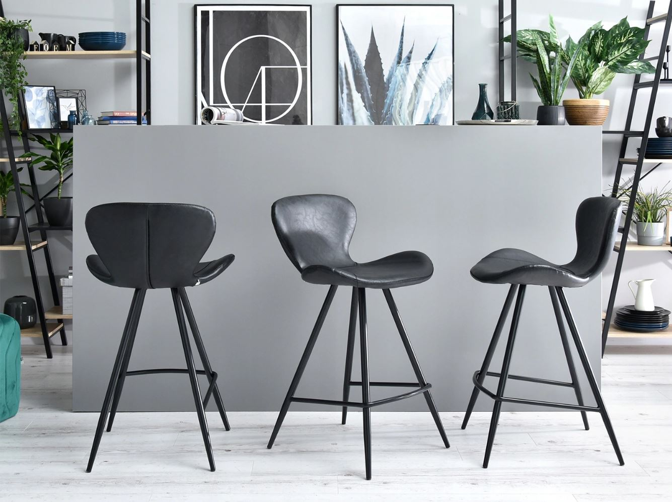 Как выбрать барный стул