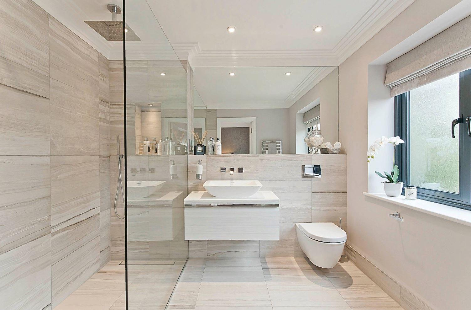 Дизайн ванной комнаты 2021: дизайнерские решения и стили