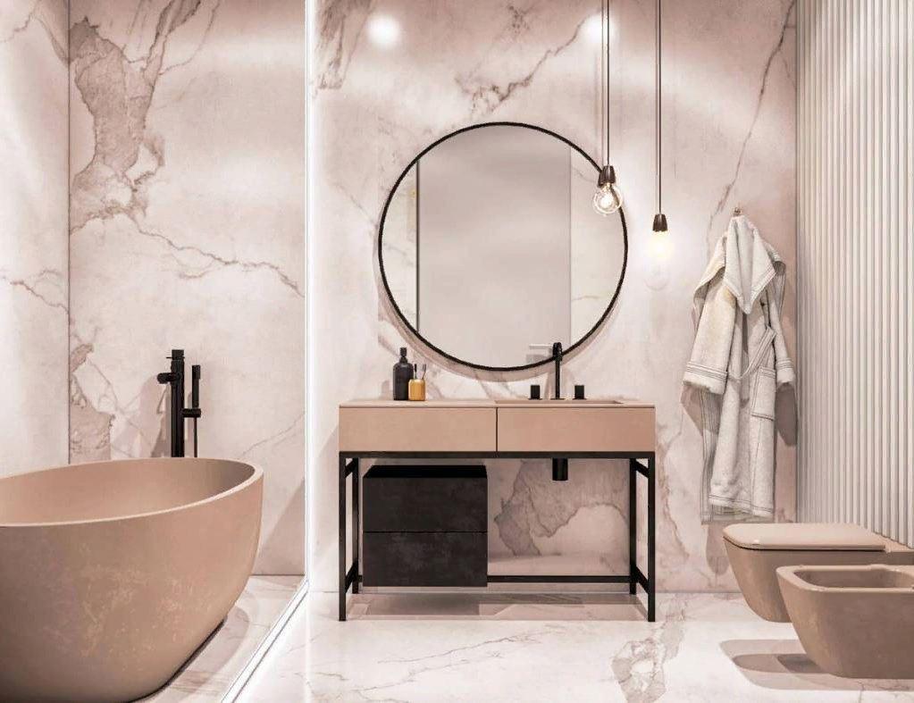 Дизайн ванной комнаты 2021: основные тенденции дизайна