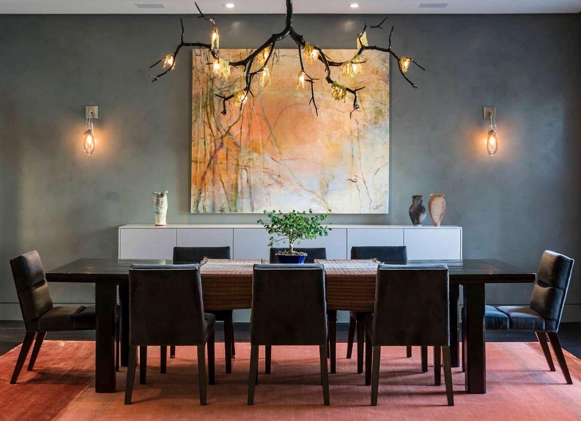 Освещение столовой: между дизайном и функциональностью