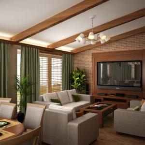 Гостиная в японском стиле: между современностью и традициями