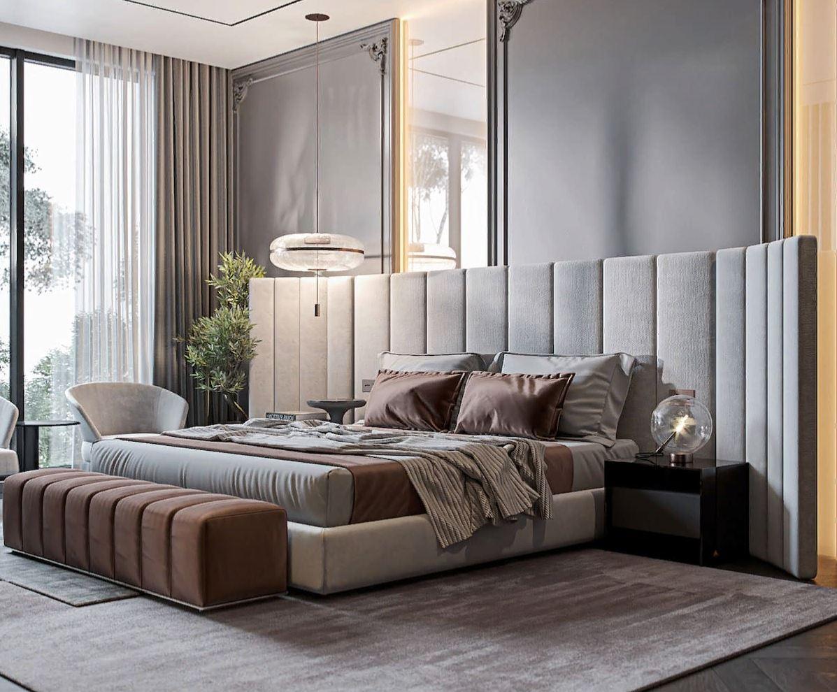Тенденции оформления спальни 2021