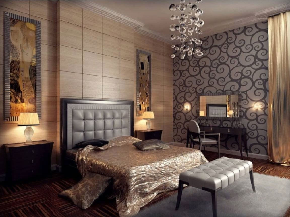 Тенденции оформления спальни 2021: стили, цвета, отделка