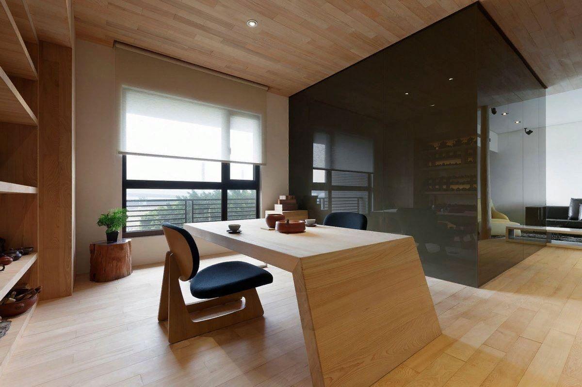 Деревянные поверхности для разных стилей интерьера