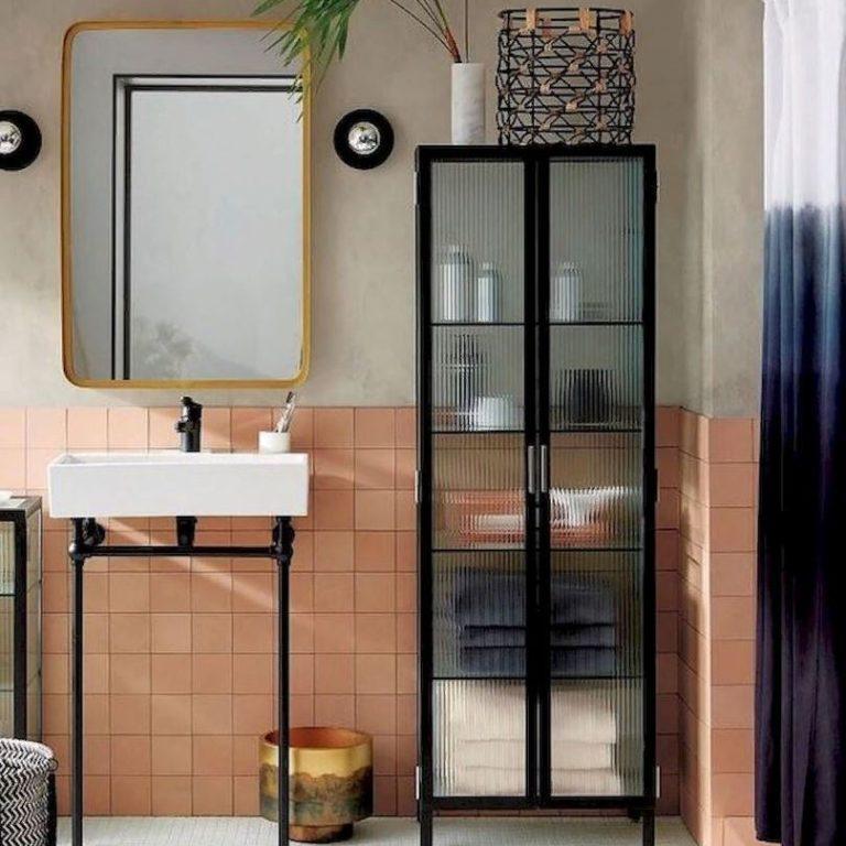 Советы по хранению в ванной: 20 идей для организации пространства