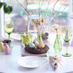 Скандинавские идеи украшения на весну и Пасху