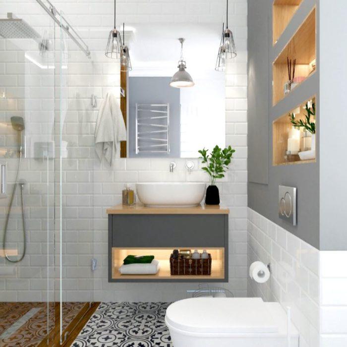 маленькая ванная 27