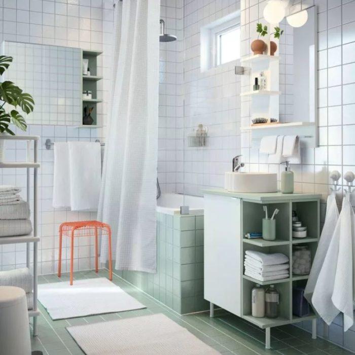 маленькая ванная 32