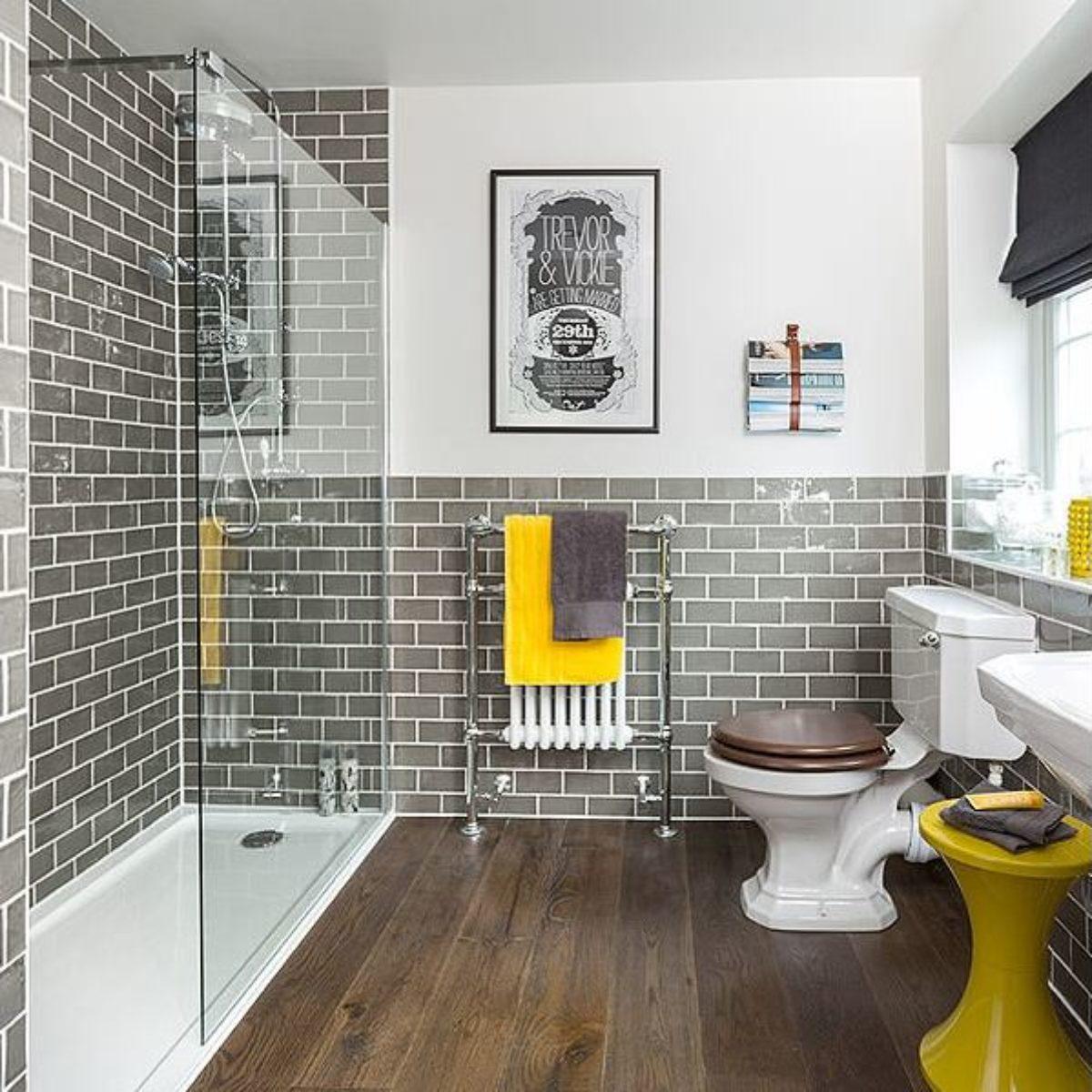 Модные цвета ванной комнаты