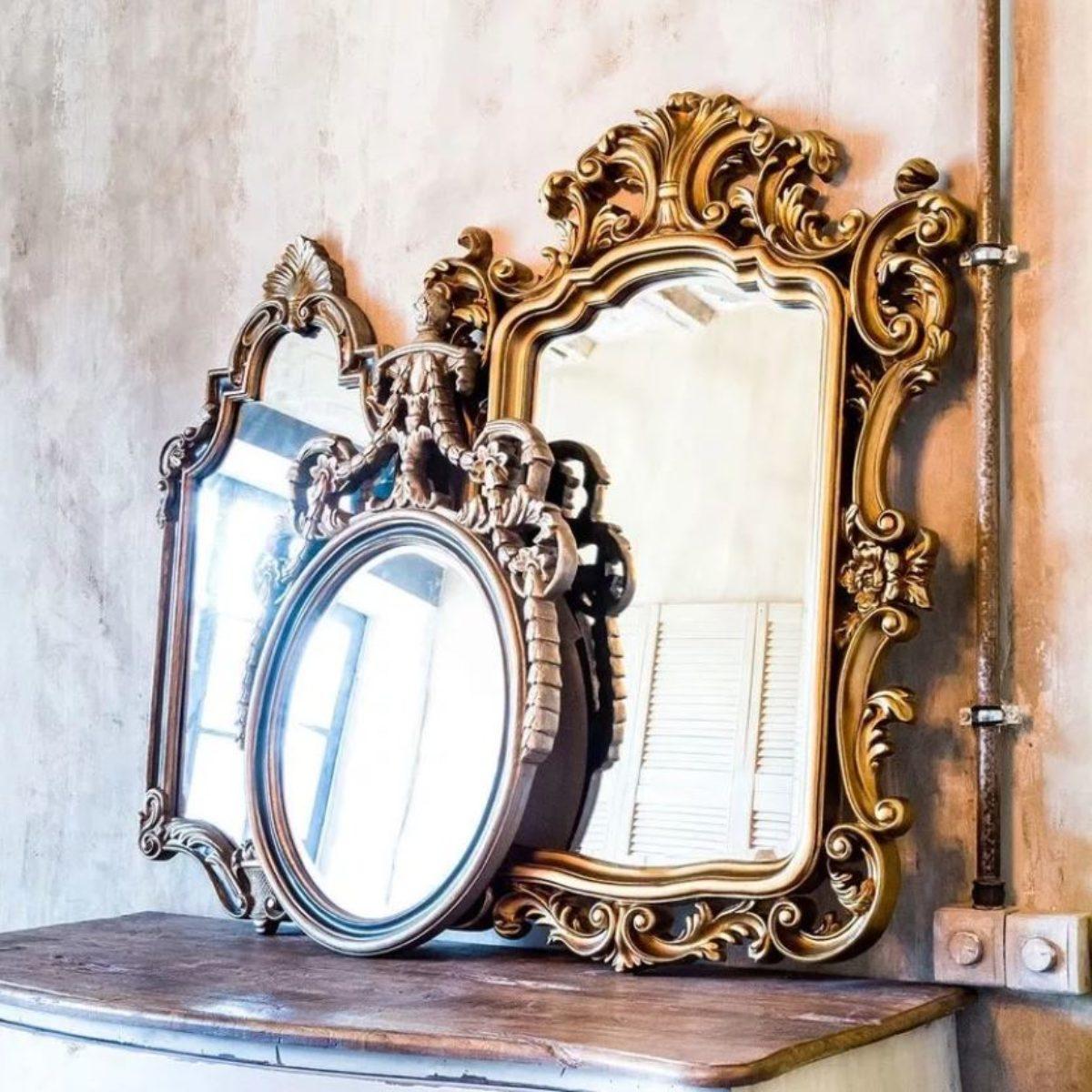 зеркало 40